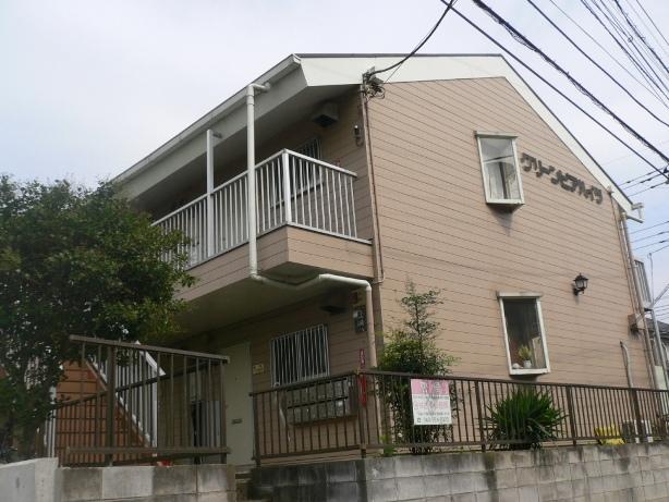 都賀駅徒歩12分・ペット可・グリンピアハイツ202号